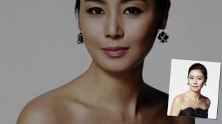 Kim Sung-ryung beautiful ageless beauty of South Korea.