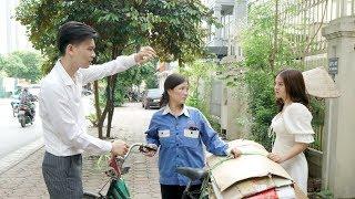 Gái Xinh Bắt Nạt Bà Đồng Nát, Không Ngờ Chính Là Mẹ Chồng Tương Lai | Gái Xinh Tập 30