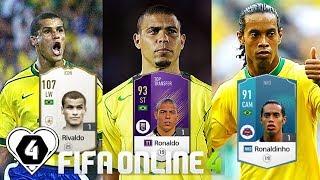 FIFA ONLINE 4: TEST DÀN TEAM BRASIL Vs RIVALDO ICON - RÔ BÉO TT - RÔ VẨU NHD - ShopTayCam.com