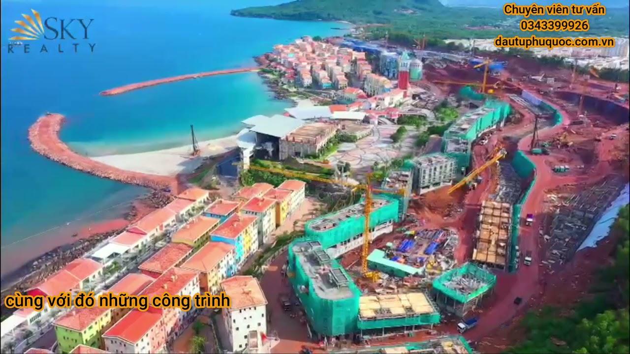 Em Thạch bán shophouse dự án The center Địa Trung Hải Phú Quốc video