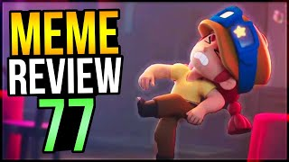 Why Does Jessie Keep Getting Beat Up?? Brawl Stars Meme Review #77