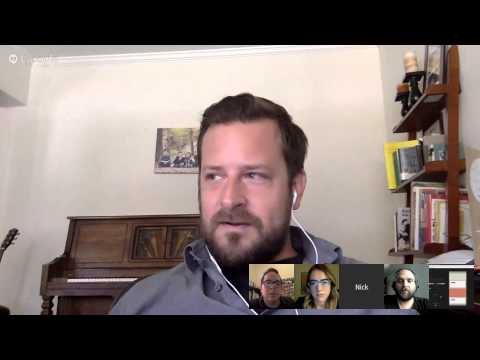 The Grid - Chrome Team Hangout July 22nd, 2015