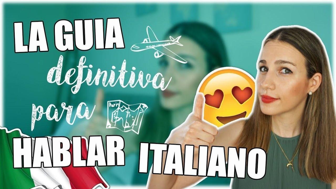 Frases Para Hablar Italiano En Tu Viaje A Italia