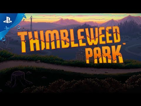 Thimbleweed Park Video Screenshot 1