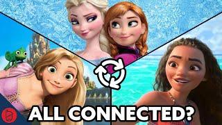The Disneyverse Theory