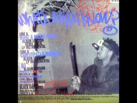 KMD - What A Nigga Know? (original)