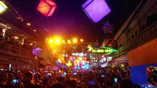 Happy new year 2018 Siem reap Cambodia style