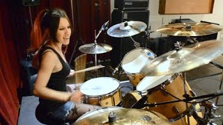 Slayer - South of Heaven (Drum Cover by Nea Batera)