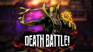 Iron Fist Has the Heart of the Dragon in DEATH BATTLE!