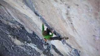 Arnaud Petit climbs