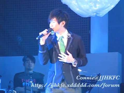 JJ林俊傑 第幾個100天@江若琳MY FIRST SHOW 2010演唱會