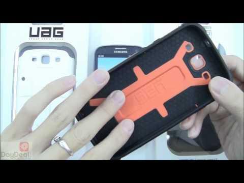 Samsung Galaxy S III UAG Composite Case Review @DayDeal com