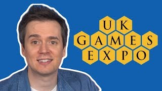 The Hottest Board Games at UK Games Expo 2019