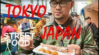 HALAL RAMEN, SHABU-SHABU, SUSHI | TOKYO | HALAL EATS | JAPAN