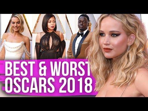 Best & Worst Dressed Oscars 2018 (Dirty Laundry)