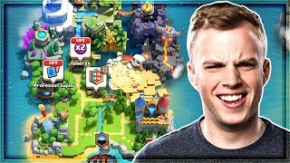 Clash Royale - CLAN WARS IS HERE! Full Update Guide