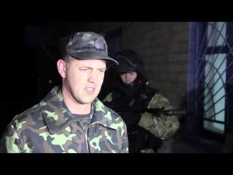 В ходе антитеррористической операции освобожден аэропорт в Краматорске, 2 часть