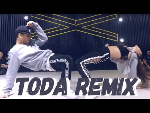 TODA REMIX - Alex Rose ft Cazzu | Choreography by Nicole Conte