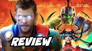 Thor Ragnarok Review NO SPOILERS - Hulk Smash