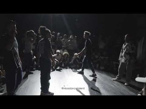 Evion & Diablo VS Lil Blade & Fabbreezy -  FINAL - NBA Dance Battle 2018