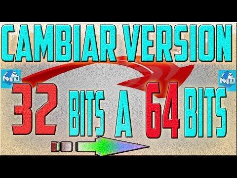 Como Cambiar El tipo de sistema operativo de 32 bits A 64 bits Gratis Tutorial 2015