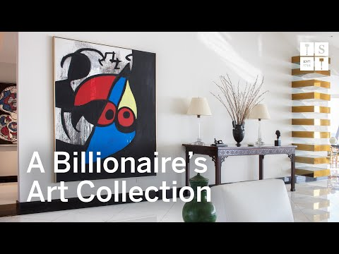 Lessons from the Art Collection of a Billionaire Businessman