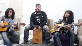 TROIS - The Beatles Come Together Cover Acoustic