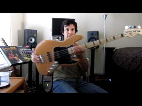 Fender Squier Vintage Modified Jazz Bass Overview