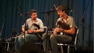 Ross Ainslie and Jarlath Henderson. Gordon Duncan's version of Thunderstruck. The Full version