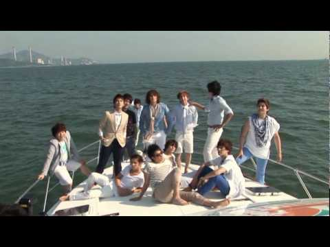 Super Junior Boys In City 3 - Hong Kong (Yatch #2)