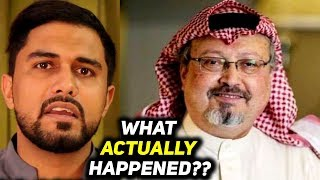What ACTUALLY Happened To Khashoggi? The Wide Side