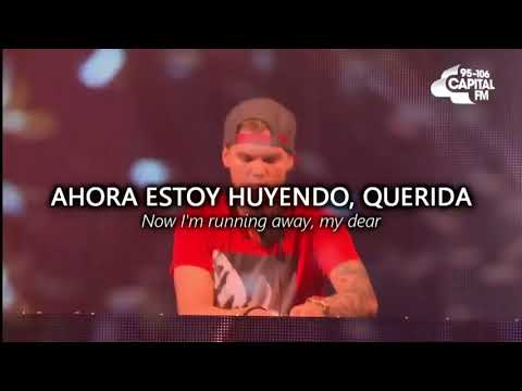 ◢◤ Avicii - Without You [Lyrics] (Sub en Español)