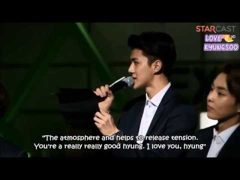 [ENG] 150406 Naver Starcast: EXO Sehun Letter to Members