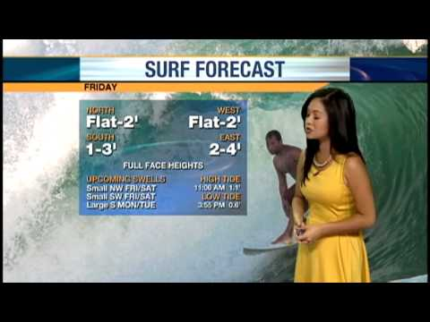 Thursday Evening Weather Forecast - Smashpipe News