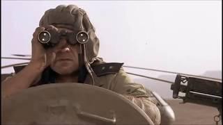 Russian T-55 tank vs mujahedeen in Afghanistan movie