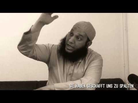 Sie haben geschafft uns zu Spalten - Sheikh Abdellatif