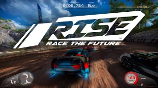 Rise: Race The Future - Gameplay Trailer