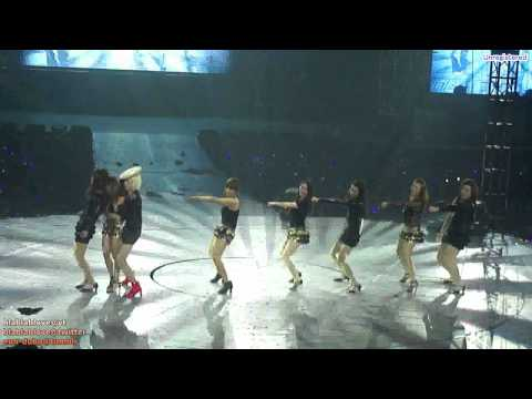 [SS3 Manila] Single Ladies + Crazy In Love (Donghae, Shindong, Eunhyuk & Lady Hee)