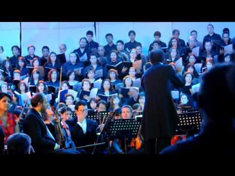 9na Sinfonía de Beethoven - Orquesta Filarmónica de Cochabamba