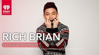 Rich Brian Talks New Album 'The Sailor' And More! | Exclusive Interview
