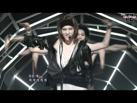SHINEE(샤이니) - LUCIFER 루시퍼 Stage Mix~~!!