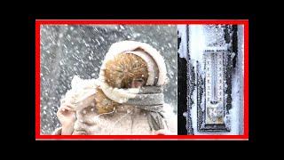 Hemska beskedet: Svenskarna får stå ut med kyla en månad till