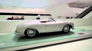 Porsche Museum Treasure - the 356