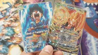 Vanilla kid Goku deck Vs Budget Gogeta deck live stream