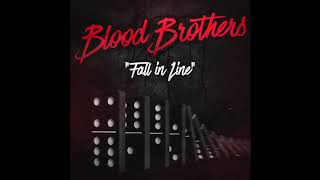 Deestroying & King Troy (Blood Brothers) - Fall In Line (Audio)