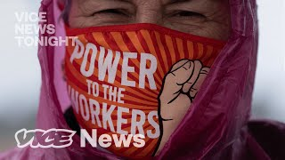 One of America's Largest Unions Is Joining the Fight Against Amazon
