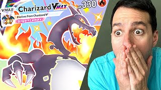 *I PULLED IT!* Shining Fates Pokemon Cards Opening!