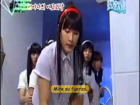 Shinee Girls in a mini drama- Sub español :D