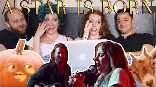 Lady Gaga - Shallow ( A Star is Born) Reaction... Plus petting zoo's and pumpkins.
