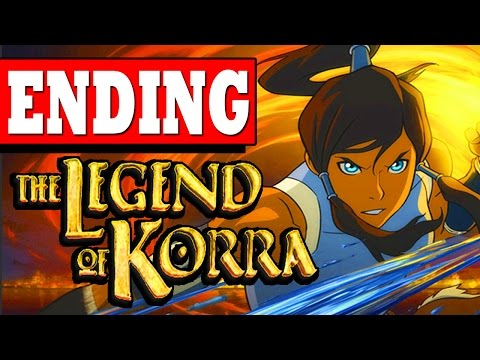 The Legend of Korra ENDING FINAL BOSS Chapter 8 OLD FOE